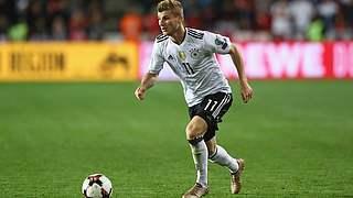 Länderspiele: Timo Werner fällt aus