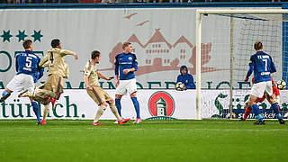 Rostock schlägt Osnabrück 2:0