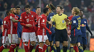 Zwayer pfeift Topspiel Leipzig gegen Bayern