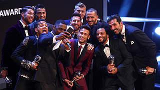 Kroos in der FIFA-Weltelf des Jahres