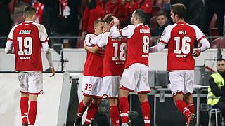 3:2 gegen Kiel: Mainz macht Überstunden