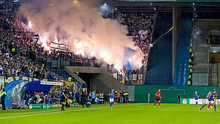 100.000 Euro Geldstrafe für Hertha BSC