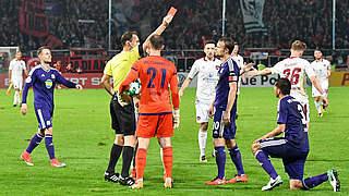 Zwei Pokalspiele Sperre für Furkan Zorba