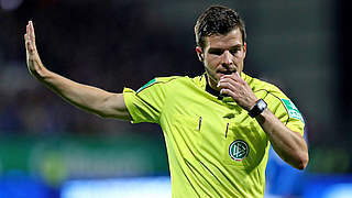 Osmers pfeift Leverkusen gegen Leipzig