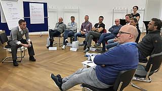 Leadership-Training für DFB-Ausbilder