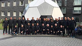 UEFA Study Group: Wie Europas Fußballverbände Trainer ausbilden