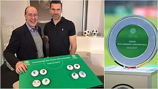 Juniorenpokal: Hoffenheim trifft auf Schalke