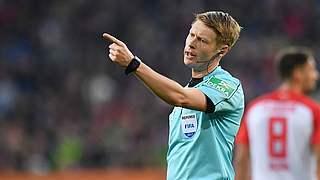 Dingert pfeift Hannover gegen VfB