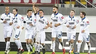 Top Facts: Karlsruhe schielt auf Rekord