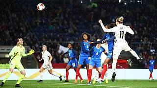 Popp ist Spielerin des Frankreich-Spiels