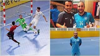Schreiber-Fernandez: Mit Deutschland Futsalgeschichte schreiben