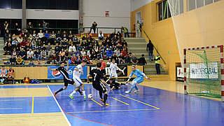 Futsal: Vor vollem Haus gegen Tschechien