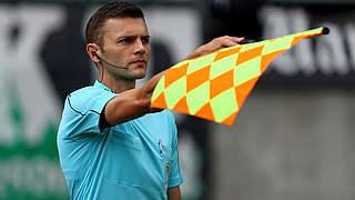 Assistent Eduard Beitinger neu auf FIFA-Schiedsrichterliste