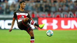 Ein Spiel Sperre und Geldstrafe für St. Paulis Aziz Bouhaddouz