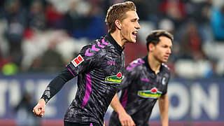 Petersen: Der DFB-Pokal kann ein Sprungbrett sein
