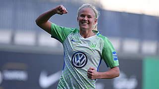 Harder verlängert in Wolfsburg