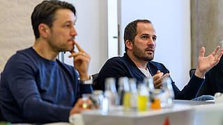 DFB-Akademie bildet Elite-Trainer weiter