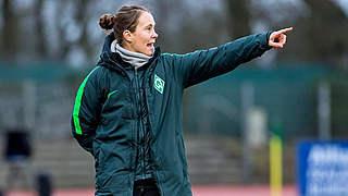 Werder-Trainerin Roth: Alle wissen, was die Stunde geschlagen hat