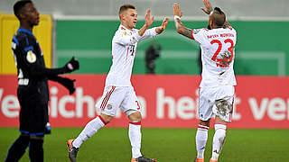 Video: Bayern besiegt mutige Paderborner
