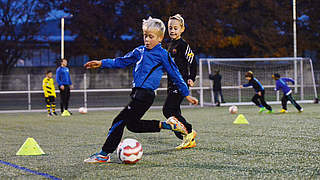 Spielen in kleinen Mannschaften