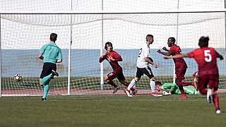 U 16 unterliegt Portugal vom Punkt