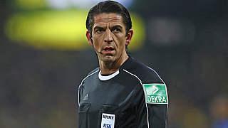 Aytekin pfeift Bukarest gegen Lazio