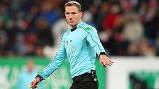 Petersen pfeift Hertha BSC gegen Mainz