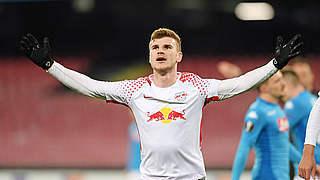 Werner trifft doppelt bei Leipziger Sieg