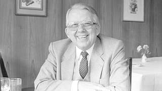 17 Jahre Präsident: Zum 100. Geburtstag von Hermann Neuberger