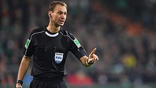 Dankert pfeift Union gegen FC Bayern