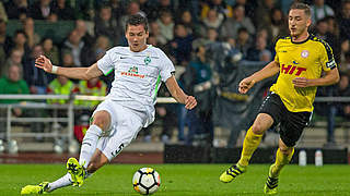Endet Werders Negativserie bei Fortuna?
