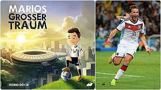Bestes Fußball-Kinderbuch: Marios großer Traum auf Shortlist