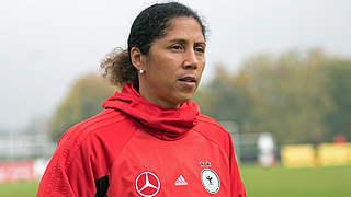DFB entbindet Bundestrainerin Steffi Jones von Aufgaben