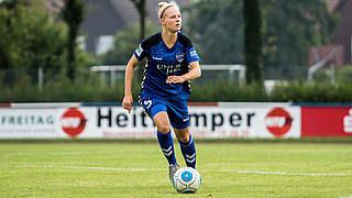 U 20-Nationalspielerin Breitenbach trifft: Jena II schlägt Delmenhorst