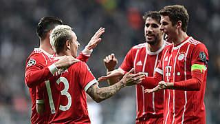 Viertelfinale: FC Bayern spielt gegen Sevilla