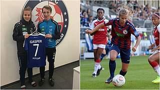 Potsdam verlängert mit Anna Gasper
