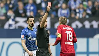 DFB-Sportgericht verwirft Petersen-Einspruch gegen Platzverweis