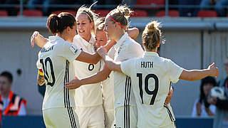 WM-Qualifikation: Vier Schüller-Tore beim Sieg gegen Tschechien