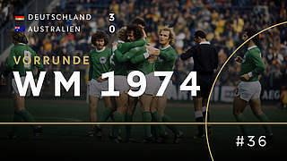 3:0 gegen Australien: Es müllert wieder