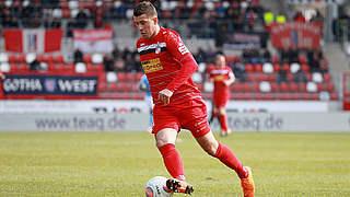 Vier Spiele Sperre für Erfurts Crnkic