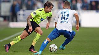 Wehen Wiesbaden gegen Magdeburg: Duell um Aufstiegsplatz