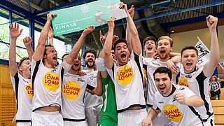 Futsal Panthers Köln stehen im Finale