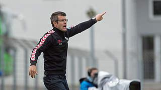 SCF-Trainer Scheuer: Stehen vorm Umbruch