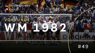 WM 1982: Rummenigge und zehn Roboter