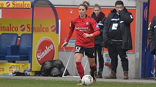 Sandra Starke verlängert beim SC Freiburg