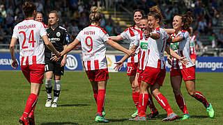 Potsdam besiegt Frankfurt im Topspiel