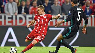 Kimmich trifft für Bayern, aber Kroos mit Real auf Finalkurs