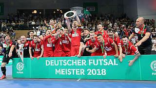 Hohenstein-Ernstthal gewinnt erstmals Deutsche Meisterschaft