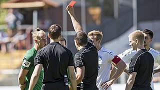 Sechs Spiele Sperre für Münsters Mai