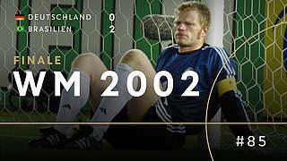 Finalniederlage gegen Brasilien 2002: Drama um Titan Kahn